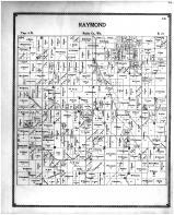 Raymond Township, Racine and Kenosha Counties 1899